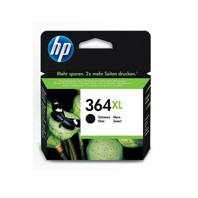 ГЛАВА HP Photosmart C5380/C6380/D5460/Photosmart B109/B110/C410/Pro B8550 - Black - (364XL) - P№ CN684EE image