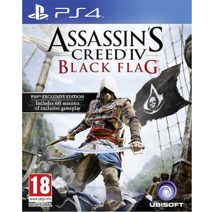 Assassin's Creed IV: Black Flag, за PlayStation 4 image