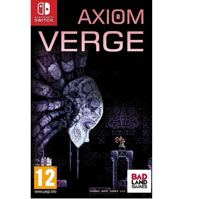 Игра за конзола Axiom Verge, за Switch image