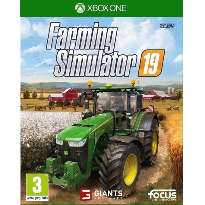 Farming Simulator 19 (Xbox One) product