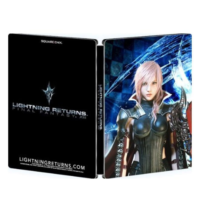 Lightning Returns: Final Fantasy XIII Limited Edition, за XBOX360 image