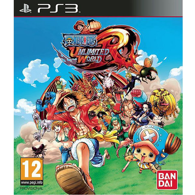 One Piece Unlimited World Red, за PlayStation 3 image