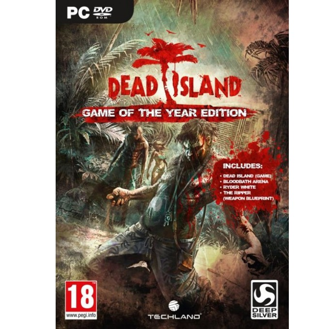 Игра Dead Island Game of The Year, за PC image