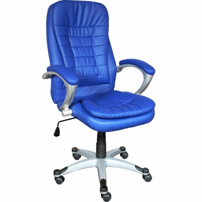 Мениджърски стол Okoffice Cosmos, еко кожа, до 130 кг image