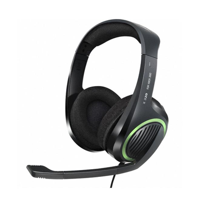 Cлушалки Sennheiser X 320, геймърски, микрофон, управление на звука, за Xbox 360 image