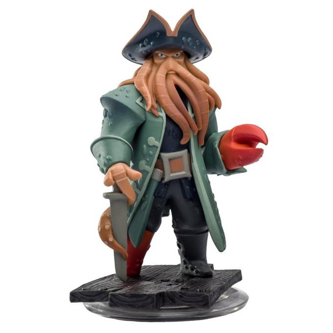 Disney Infinity 1.0: Pirates Davy Jones, за PS3/PS4, Wii U, XBOX 360/XBOX ONE, PC image