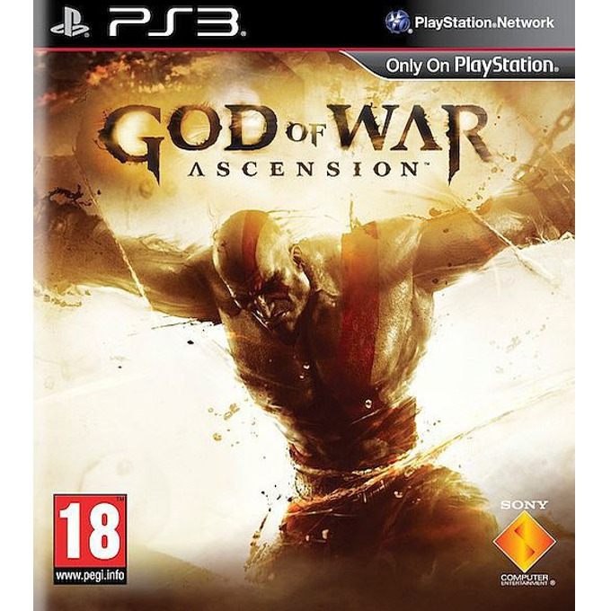 Игра за конзола God of War Ascension, за PlayStation 3 image