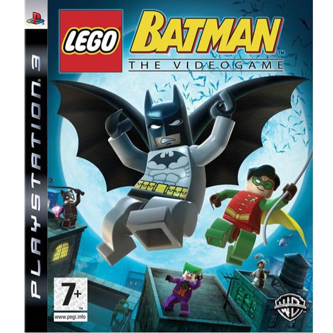 Игра за конзола LEGO Batman: The Videogame, за PlayStation 3 image