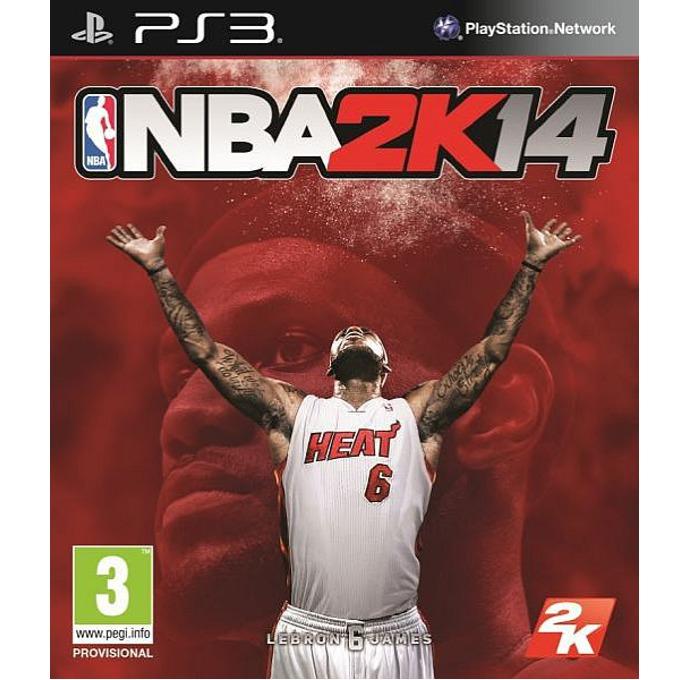 NBA 2k14, за PlayStation 3 image