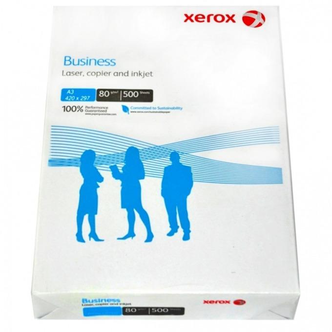 XEROX Business A3 80 g/m2 500 листа бяла