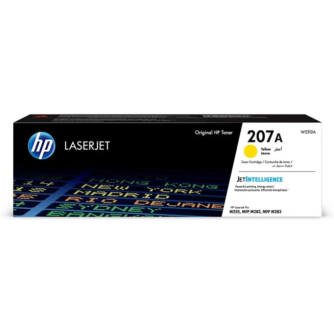 HP 207A Yellow  product