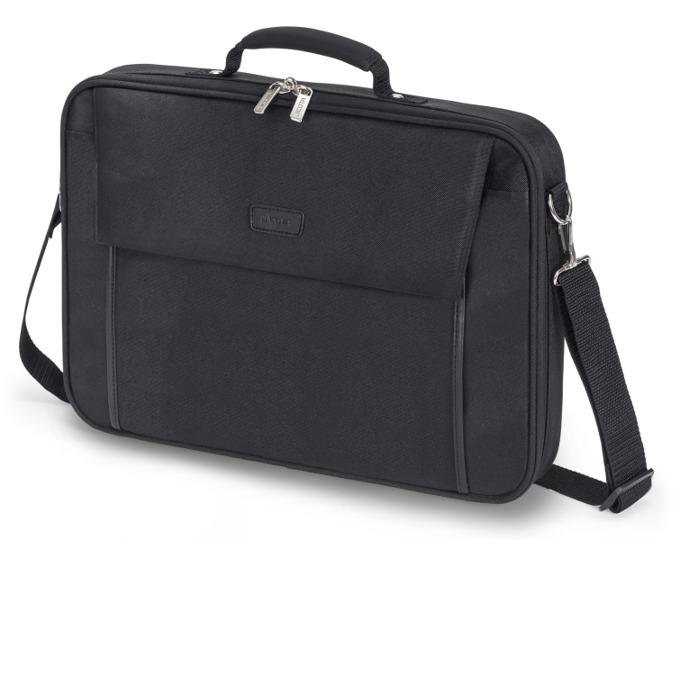 "Чанта Dicota Multi BASE, за лаптопи до 15.6"", черна image"