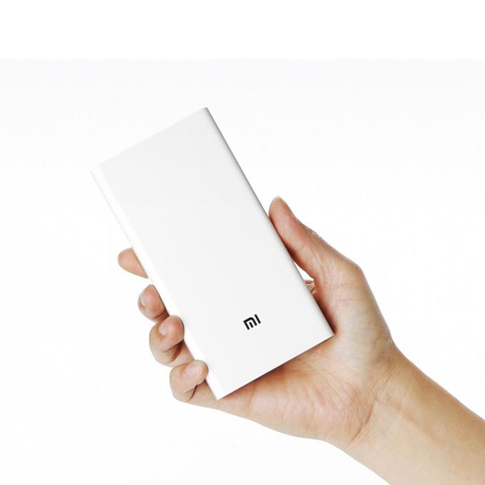 Външна батерия/power bank Xiaomi XI112, 20000mAh, бяла image