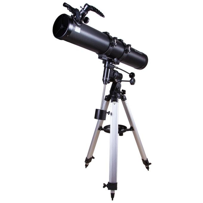 Телескоп Bresser Quasar 80/900 EQ, 160x оптично увеличение image