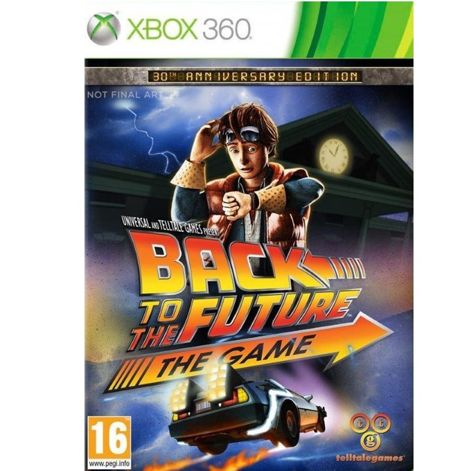 Игра за конзола Back to the Future - 30th Anniversary, за Xbox 360 image