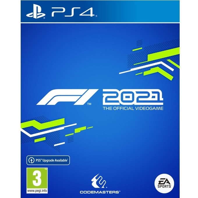 F1 2021 PS4 product