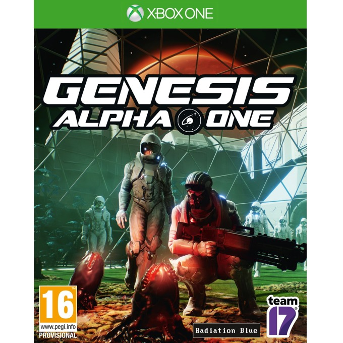 Игра за конзола Genesis Alpha One, за Xbox One image