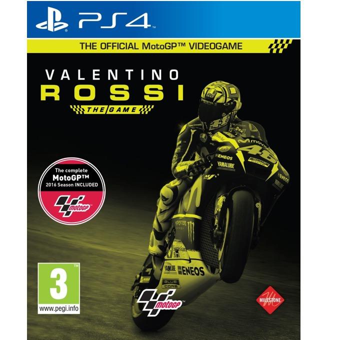 MOTO GP 16: Valentino Rossi The Game, за PS4 image
