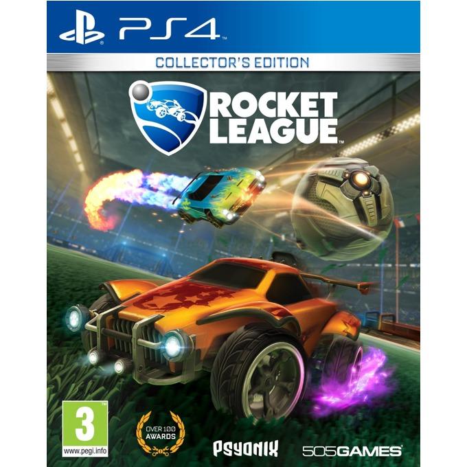 Игра за конзола Rocket League - Collectors Edition, за PS4 image