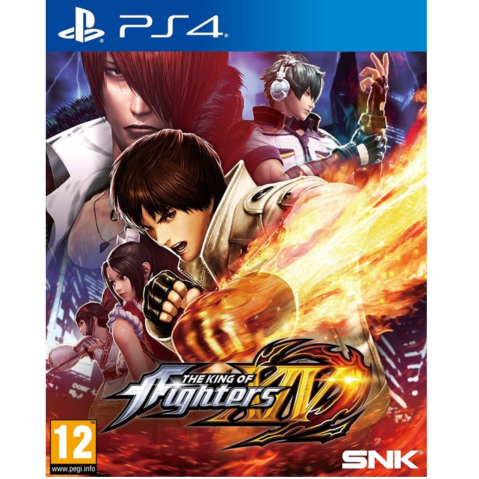 The King of Fighters XIV, за PS4 image