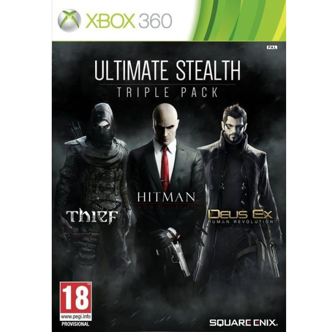 Игра за конзола Ultimate Stealth Triple Pack, за XBOX360 image