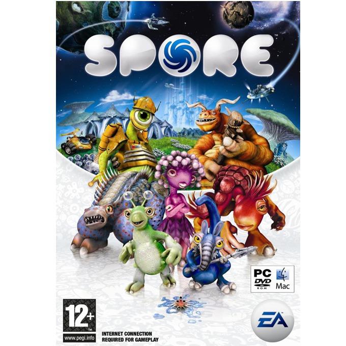 Игра Spore, за PC image