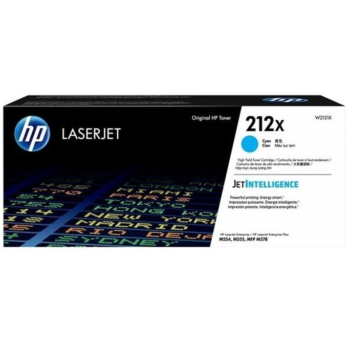 HP 212X Cyan product