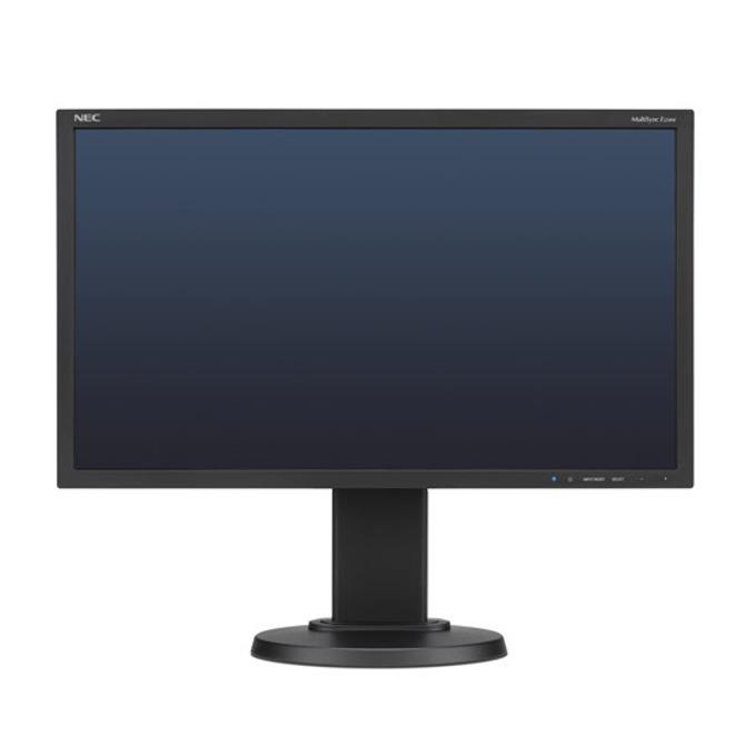 """Монитор NEC E224Wi, 21.5"""" (54.61 cm), IPS TFT, Full HD, 6ms, 1000 :1, 250cd/m2, DVI, DisplayPort image"""
