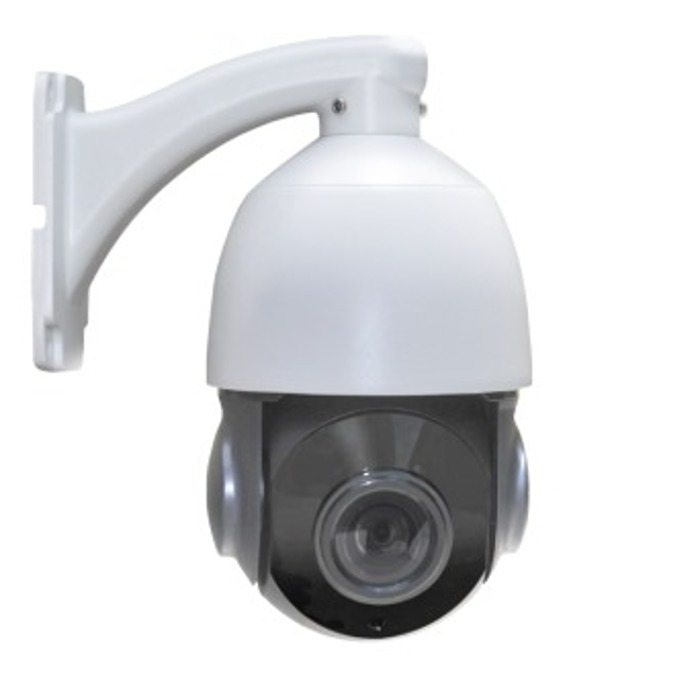 IP камера irLAN PTZ5Mx22A60PoE, PTZ (Pan/Tilt/Zoom) камера, 5.1MPix(15fps), 3.9-85.5mm обектив, H.264/H.265, IR осветление (до 60m), RJ45 image