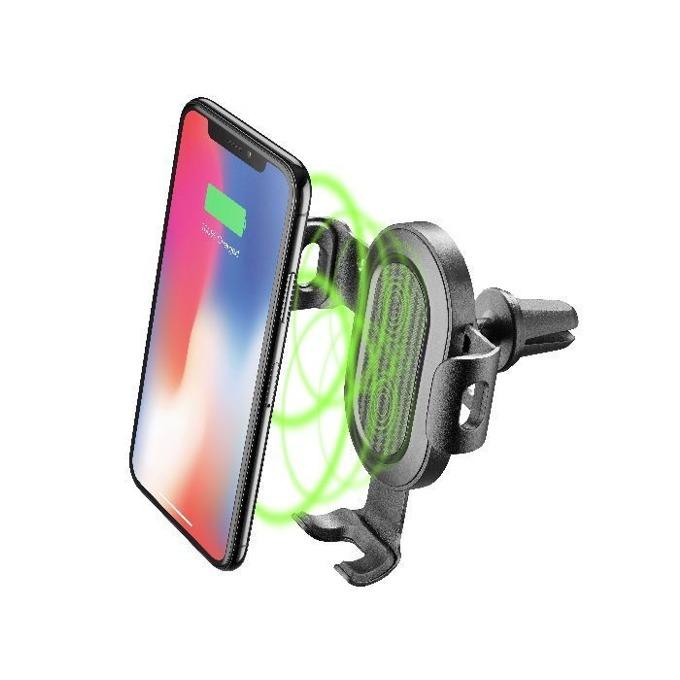 Стойка кола с вградено безжично зарядно HandyWing image