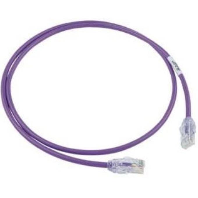 Пач кабел Panduit UTP28X1.5MVL, UTP, cat.6a, 1.5m, лилав image