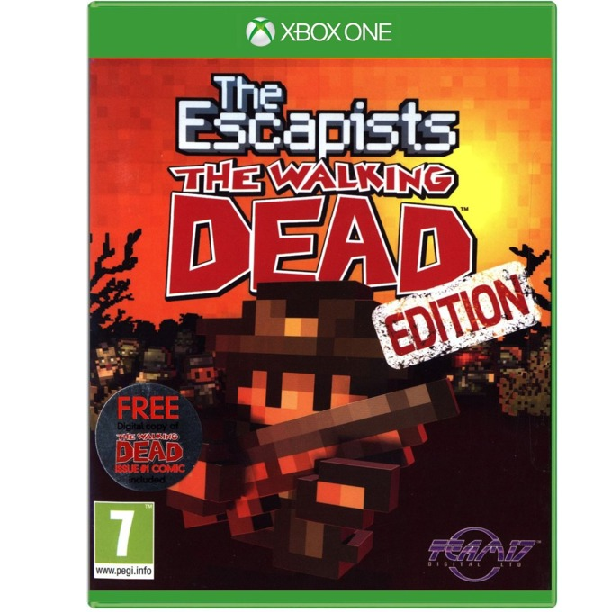 The Escapists: The Walking Dead (Xbox One) product