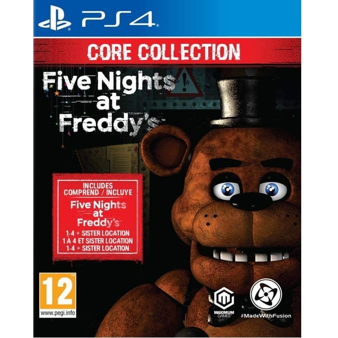 Five Nights at Freddys - Core Collection PS4 product