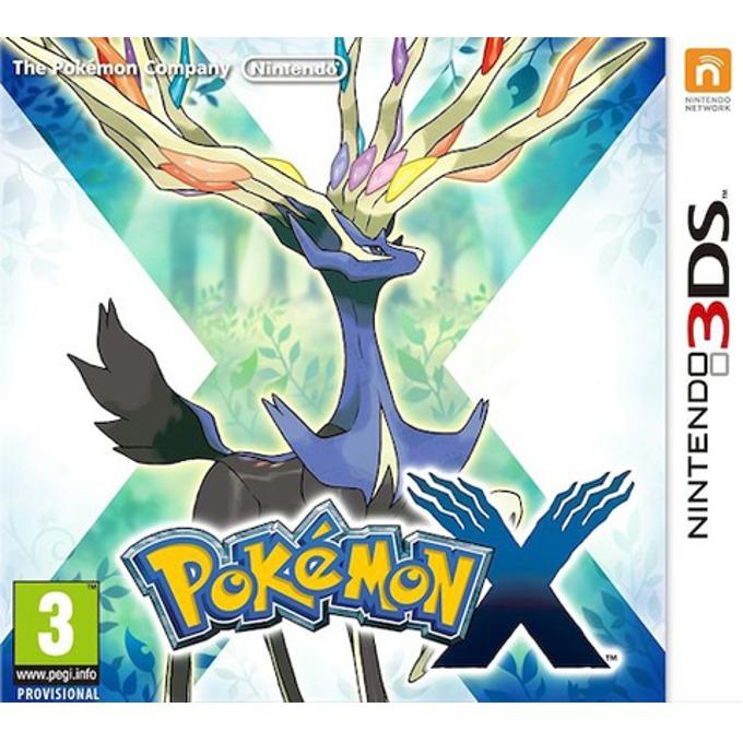Pokemon X, за 3DS image