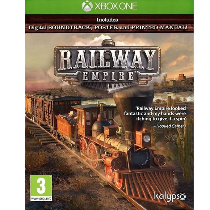 Игра за конзола Railway Empire, за Xbox One image
