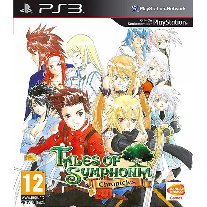 Tales of Symphonia: Chronicles за PlayStation 3 image