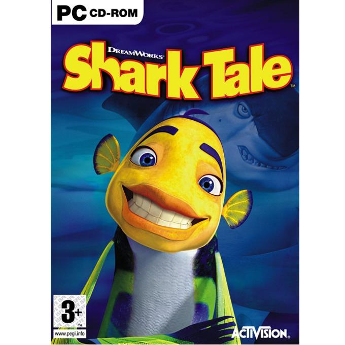 Игра Shark Tale, за PC image