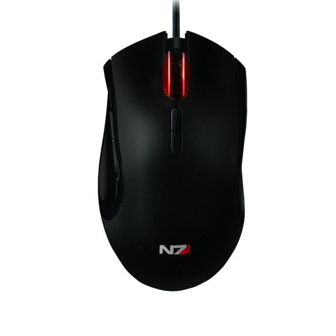 Мишка Razer Imperator™ Mass Effect 3, лазерна, 6400dpi, черна, USB image