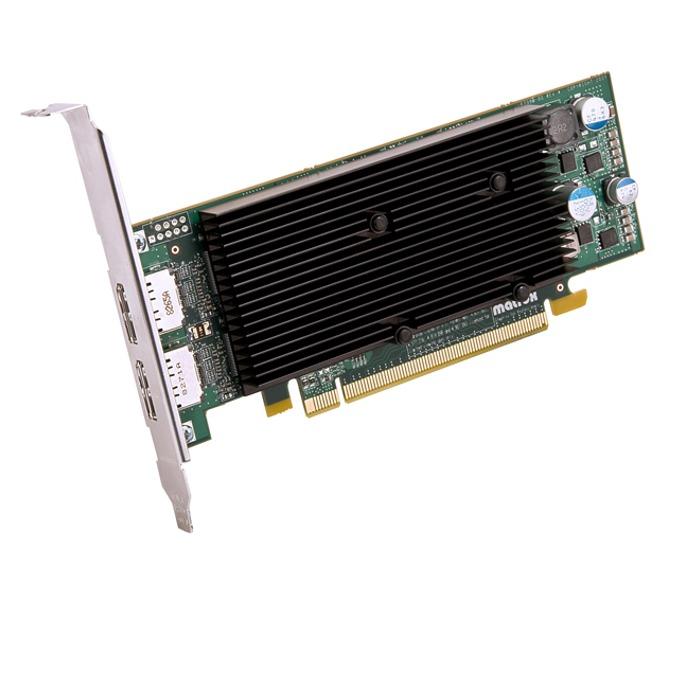 Видео карта Matrox M9128 LP, 1GB, DDR2, PCI-E, 128-bit 2 x DisplayPort image