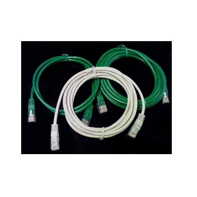 Пач кабел ACnetPLUS, UTP, Cat 6, 0.5m, сив image