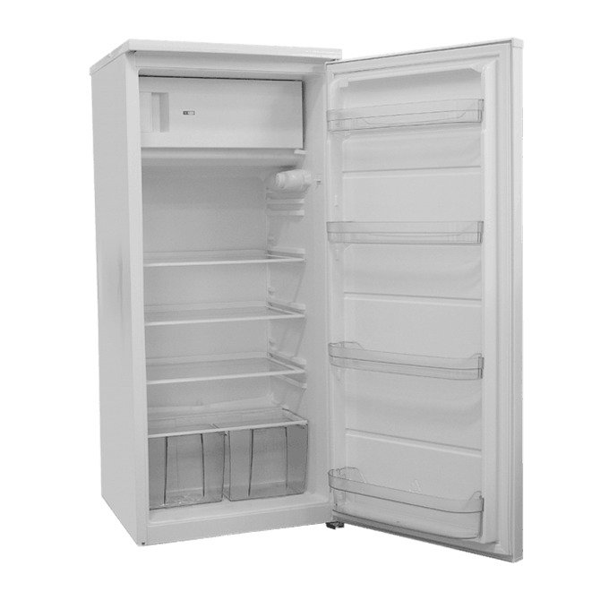 Хладилник с камера Crown GN 240, клас A+, 192 л. общ обем, свободностоящ, 205 kWh/годишно, бял image