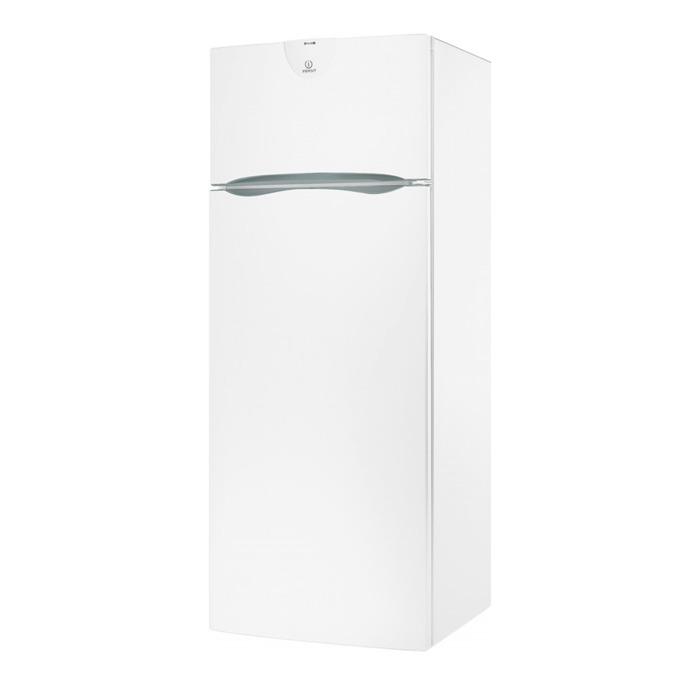 Хладилник с фризер Indesit RAA24N(EU), клас А+, 222 л. общ обем, свободностоящ, автоматично размразяване, бял image
