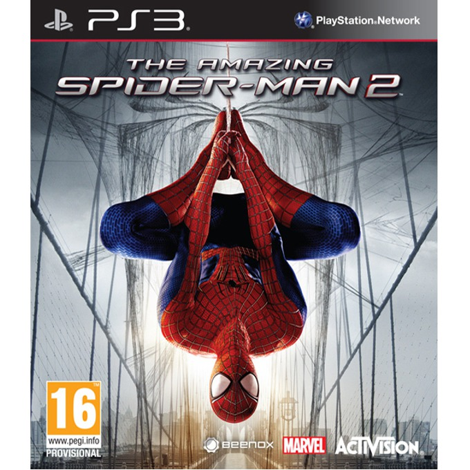 Игра за конзола The Amazing Spider-Man 2, за PlayStation 3 image