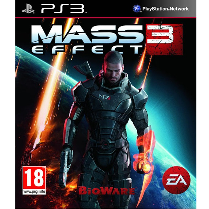 Mass Effect 3, за PlayStation 3  image