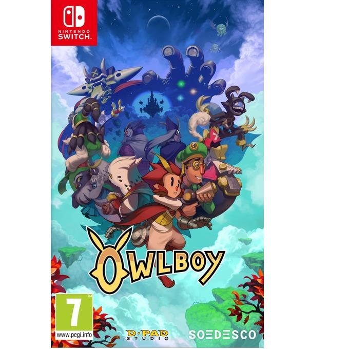 Игра за конзола Owlboy, за Switch image