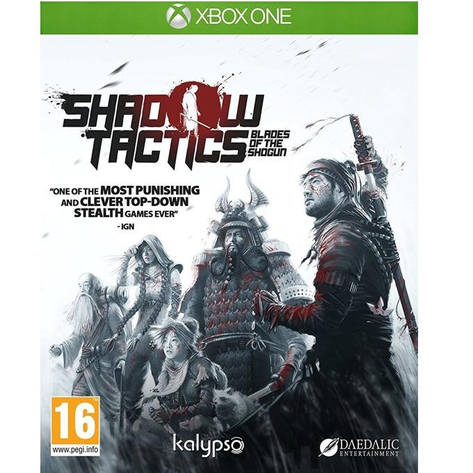 Игра за конзола Shadow Tactics: Blades of the Shogun, за Xbox One image