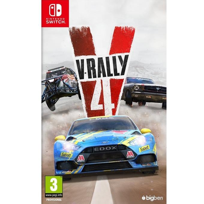 Игра за конзола V-Rally 4, за Nintendo Switch image