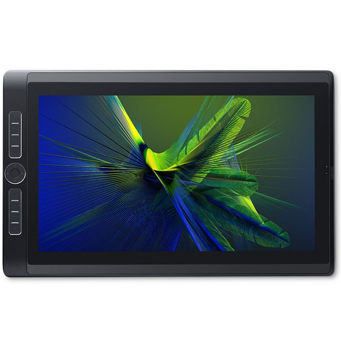 "Графичен таблет Wacom MobileStudio Pro 16 (черен)(DTH-W1620H-EU), 15.6""(39.6 cm) Ultra HD Multi-Touch LED Display, 512GB SSD, 16GB RAM image"