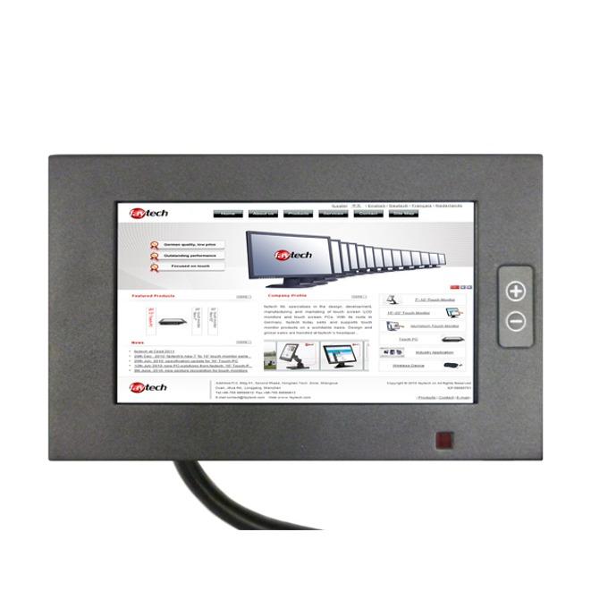 """Индустриален Монитор FAYTECH FT07TMIP65HDMI, 7""""(20.32 cm), WSVGA, HDMI image"""