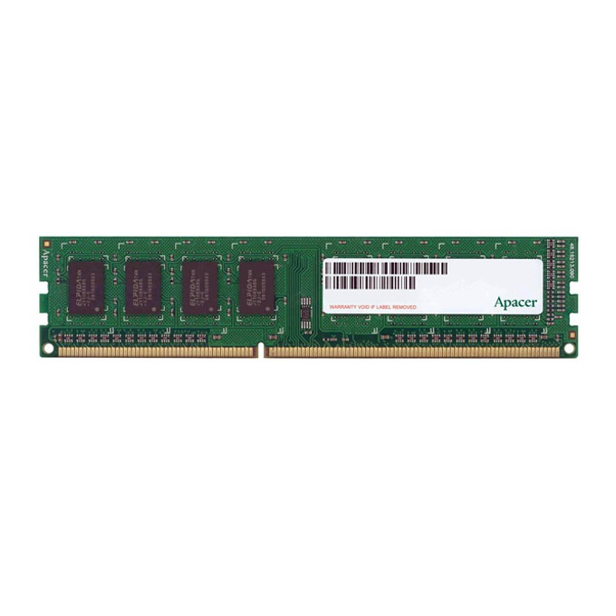 4GB DDR3 1600MHz, Apacer  image